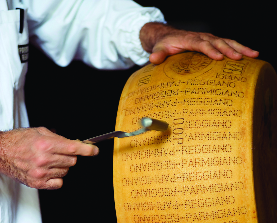 Parmigiano Reggiano Cheese Lovers Tour