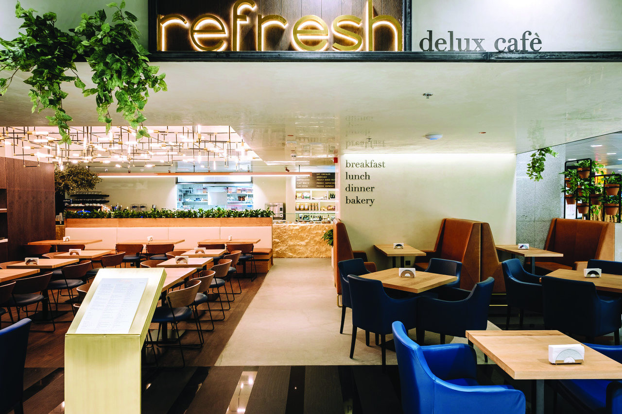 Refresh Delux Cafe 3