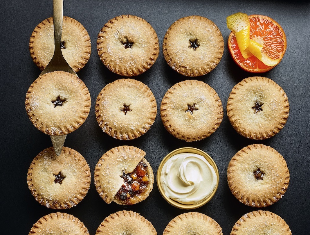 Marks and Spencer Christmas Events Mince Pies copy