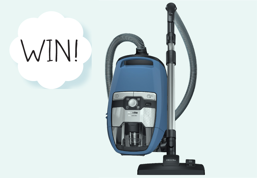 Win-a-Miele-vacuum-cleaner